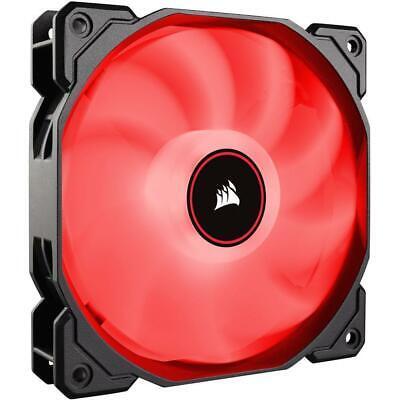 Corsair AF120 LED-Lüfter rote LED 120x120x25 Singel PC (Gehäuselüfter)