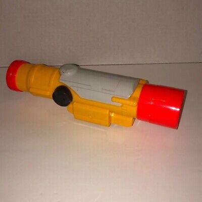 Nerf Longshot CS-6 Yellow Tactical Sniper Scope with Crosshairs B14