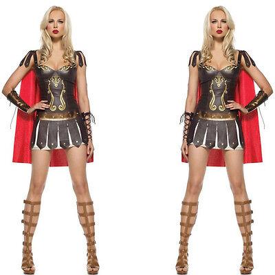 Roman Centurian Gladiator Costume woman warrior costume lady xena fancy - Xena Warrior Kostüm