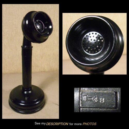 Antique Kellogg Microphone Model T-48