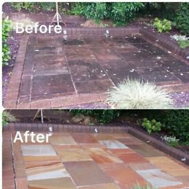 Steam Cleaning / Jet Wash Services / Brick Cleaning / Patio Cleaning / Decking/Garden services/