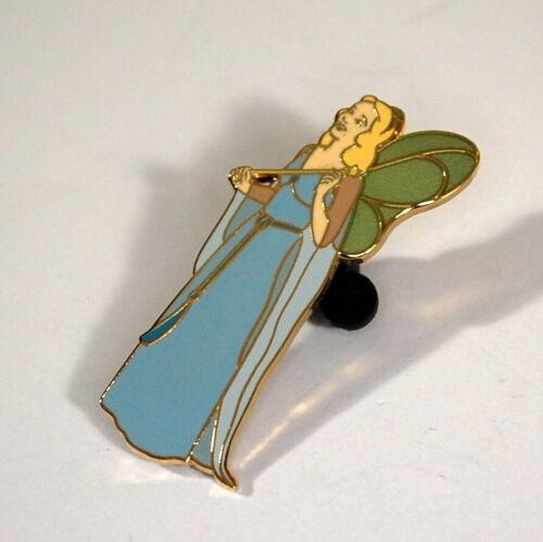 Disney Catalog The Blue Fairy Fairies Pin Set #2 17063 Pinocchio Wand