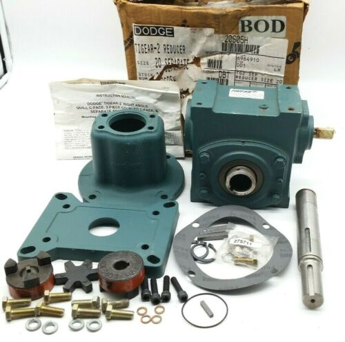 Dodge 20S05H Tigear-2 Gear Reducer With Accessories