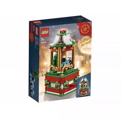 LEGO 40293 Seasonal Christmas Carousel 2018 Free Shipping!!