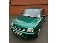 Nissan micra 1.0 litre great condition low miles just 58000