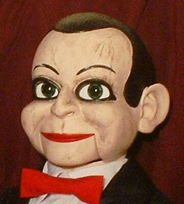 HAUNTED Ventriloquist Doll