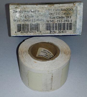 Brady Wml-211-292-1 I.d. Pro Plus Ls2000 Bradymarker Xc Pll New In Box