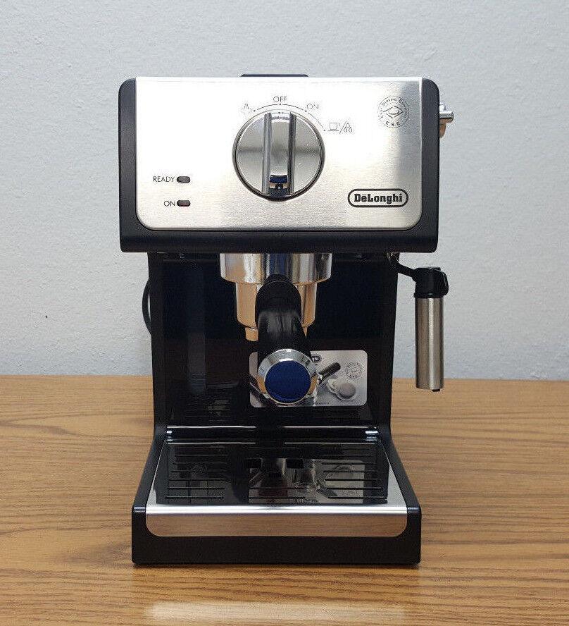 Delonghi ECP3220 15 Bar Pump Espresso Latte and Cappuccino M