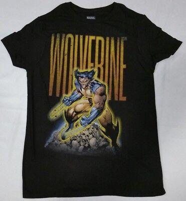 Marvel X-Men Wolverine Classic Mens Graphic T Shirt S M L XL 2XL - Wolverine Classic