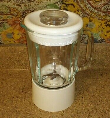 KITCHENAID BLENDER 40 OZ 5 CUP REPLACEMENT JAR WITH BLADE COLLAR AND LID