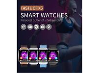 New Bluetooth Smart Watch X6 sport watch With Camera Support SIM GSM TF Card