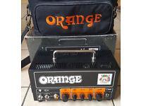 Orange Jim Root Terror Valve Amp