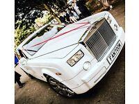 Rolls Royce Phantom / Ghost / Wedding Car Hire London / Hummer Limousine Hire