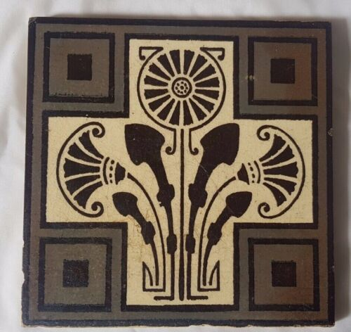 nice MAW & CO aesthetic ANTIQUE 6 INCH TILE