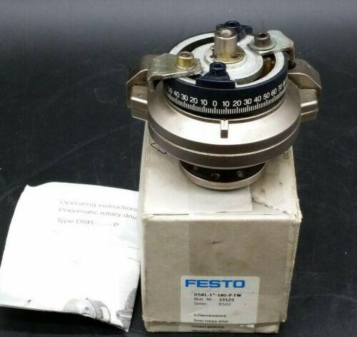 """Festo DSRL-1""""-180-P-FW Semi-Rotary Drive"""