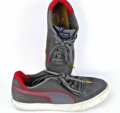 Puma Red Bull Racing Shoes Vulc Sneakers Size 10
