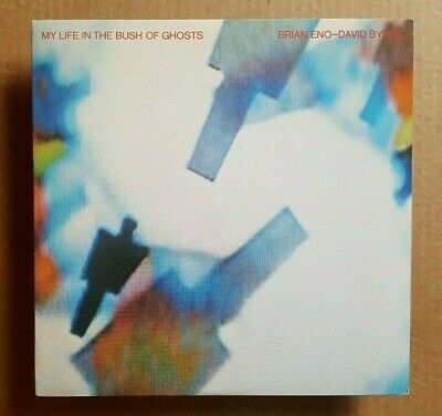 BRIAN ENO-DAVID BYRNE*My Life In The Bush Of Ghosts*Orig Vintage 1981 Sire DG-LP
