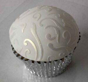 Cupcake Deluxe Stencil Set Cakes Cake Decorating 10 Stencil Set Cupcakes