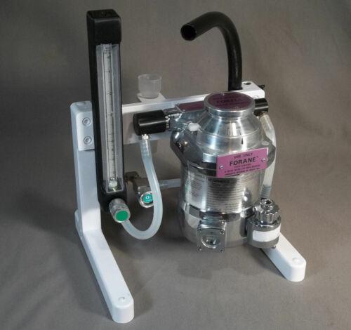 Fortec Small Animal Isoflurane Vaporizer Anesthesia Machine