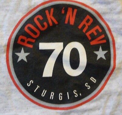 ROCK 'N REV T-Shirt L GUNS n' ROSES ALICE IN CHAINS NEW Vintage 2010  FREE SHIP