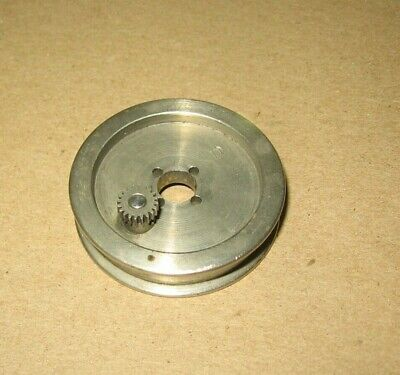 Edison Phonograph Talking Machine Top Gear Pulley