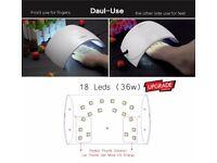 SUNUV SUN9c Plus 36W UV LED Nail lamp 18 LEDs Nail dryer for All Gels