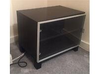 Ikea tv shelving unit.
