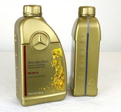 10L Orig. Mercedes Automatikgetriebeöl Blatt 236.15 7G-tronic A000989690511AULD