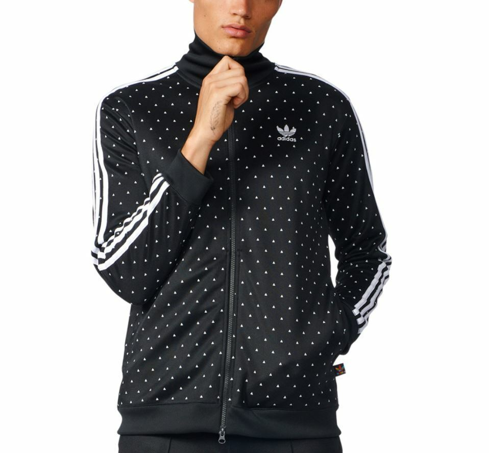 Men's Adidas Originals By Pharrell Williams Hu Track Jacket
