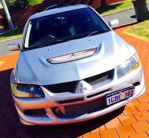 2004 Lancer Evolution 8 MR low KMs Morley Bayswater Area Preview