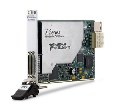 New - National Instruments Pxie-6345 Ni Daq Card X-series Multifunction