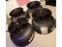 """18"""" 5x100 Seat Leon/cupra wheels"""