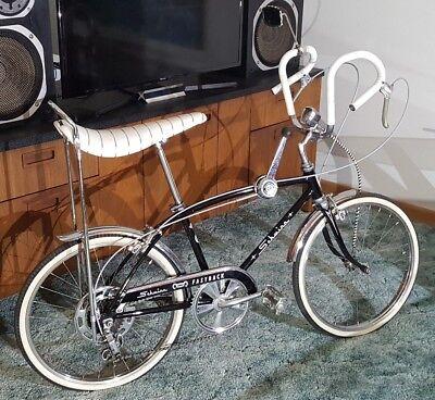 Schwinn stingray 3 speed stik shift shifter fastback ramshorn decal sticker bike