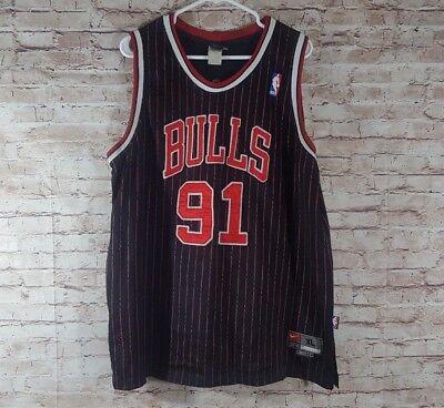 69923084ab9 Nike Chicago Bulls Dennis Rodman Jersey Size XL w  Length +2