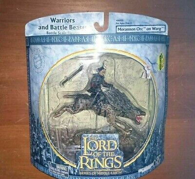 Orc Lord Of The Rings (Lord of the Rings / AOME:  Morannon Orc on Warg (NEW /)