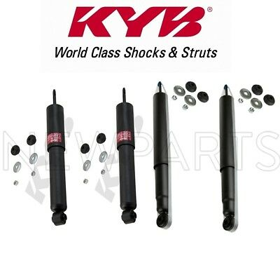 KYB 4 GAS SHOCKS FORD F150 4WD 97 98 99 00 01 02 03 to 2003 4x4 344368 344375
