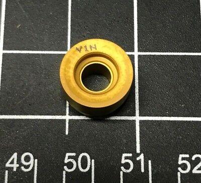 Valenite Rd-45nn Grade V1n Carbide Milling Inserts Lot Of 19 New