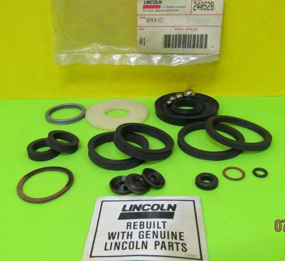 LINCOLN WALKER Hydraulic Repair Seal Kit  Floor Jack Lincoln