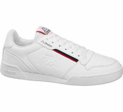 Kappa Herren Sneaker Marabu weiß Neu