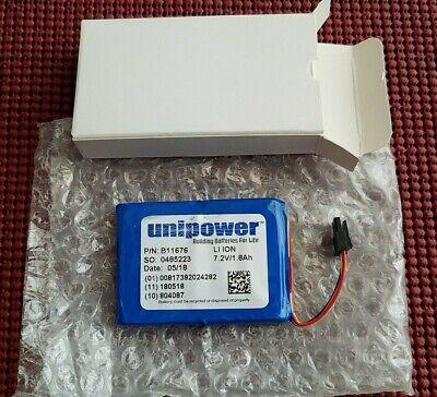 Unipower Li Ion Battery Replacement Baxter Sigma Spectrum Infusion Pump B11676