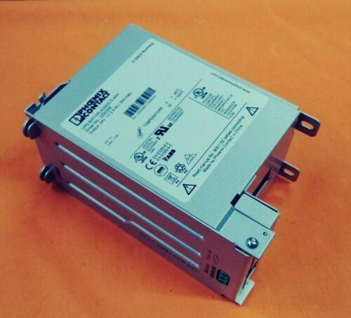 PHOENIX CONTACT UPS-BAT/VRLA/24DC/3.4AH BATTERY BACKUP - NEW (*)