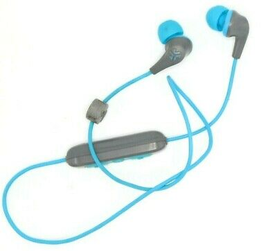 JLAB HEADPHONE IN EAR BLUE USED