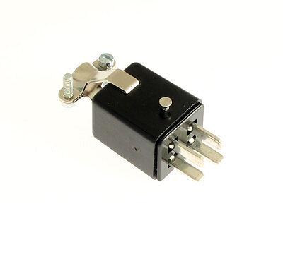 2 Pcs Beau Cinch P304cct Jones 4 Pin Plug 38331-5604 Connector Cable Clamp Top