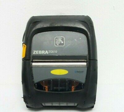 Zebra Zq510 Mobile Printer With Bluetooth Ios Compatible Zq51-aue0000-00