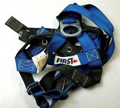 Protecta Full Body Safety Harness Blue130-310 Lb Ansi Z359 219l13bb20
