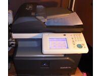 Konica Bizhub 25E desktop photocopier / printer Black & White only 70598 copies