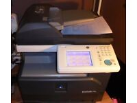 Konica Bizhub 25E desktop photocopier / printer Black & White only 70598 copies