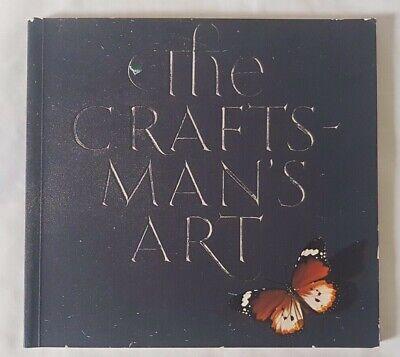 THE CRAFTSMANS ART BOOK CATALOGUE 1973 V & A +