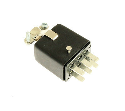 2 Pcs. Beau Cinch P306cct Jones 6 Pin Plug 38331-5606 Connector Cable Clamp Top