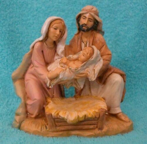 Fontanini Holy Family Birth Of Christ Nativity Figure 53513